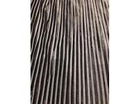 Zara mid-length skirt