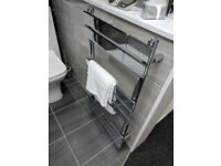 950x500mm Chrome Heated Towel Rail