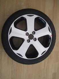Spare wheel for Kia Rio