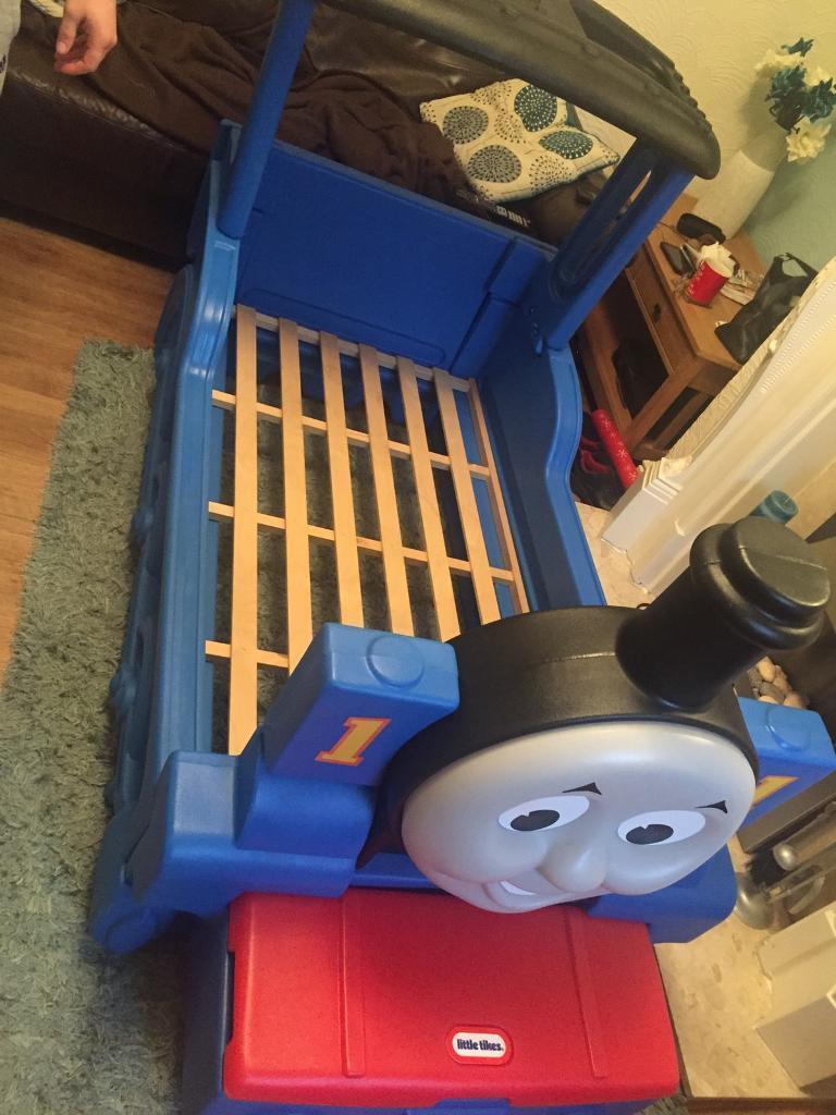 Thomas Tank Toddler Bed In Accrington Lancashire Gumtree