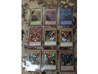 Yugioh - Yugi's Battle City Deck including Original God Cards and Exodia (Yu-Gi-Oh)