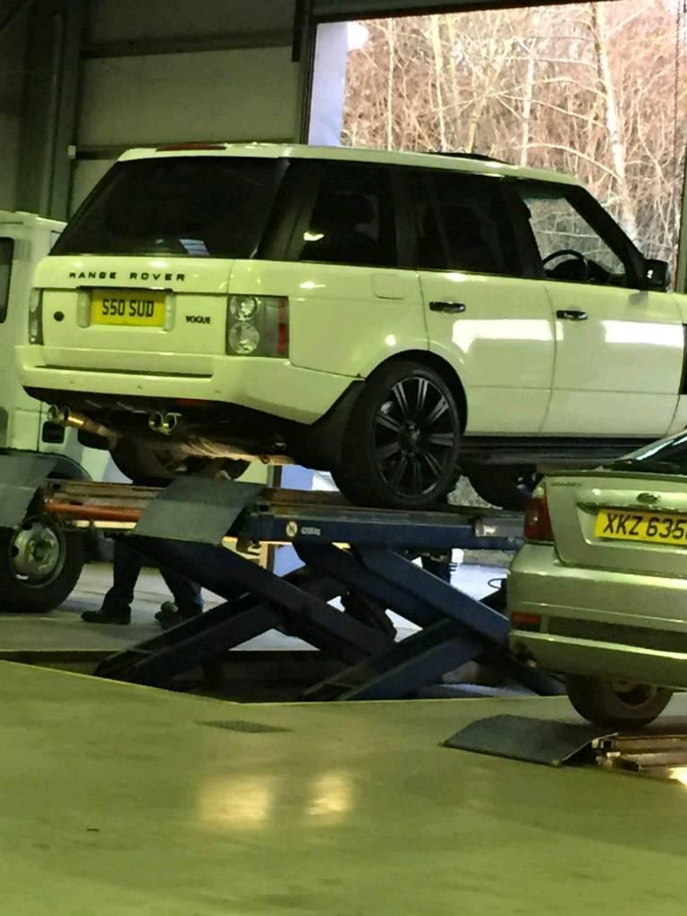 Range Rover 4.4 V8 L322 4x4 jeep x5