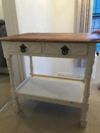 Upcycled Dressing Table Shabby Chic