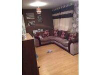 Two bed first floor flat lakenham
