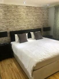 One furnish double bedroom en-suite