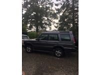 Landrover discovery 2 good condition inside & out