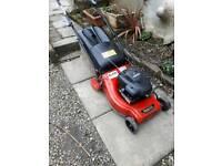 Roller lawnmower