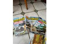 Landrover Magazines