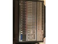 Proel M20 mixing desk with built in FX inc carry case £650 RRP