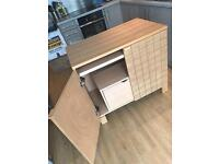 John Lewis computer desk £200 (originally £600)