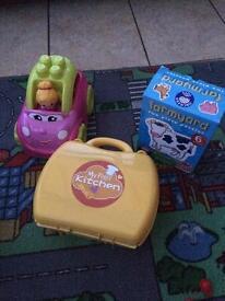 Pre school toy bundle