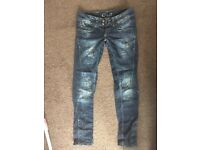 Women jeans denim
