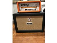 Orange Rockerverb 50 Mark II & Orange PPC2x12 Closed Back Cab