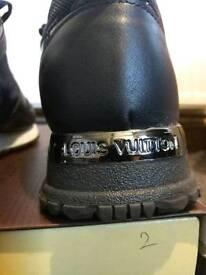 Louis Vuitton trainers size 8.