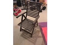 BARGIN Garden chairs