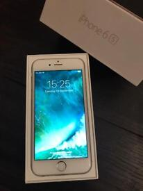 IPhone 6s 16gb White & Silver Unlocked