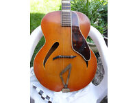 gretsch synchromatic archtop c 1940s.px poss