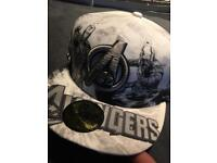 Avengers sketch new era cap fitted