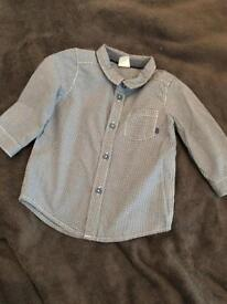 H&M shirt and jumper 4/6 month