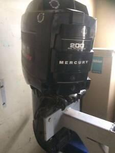 Mercury 220hp EFI Outboard Motor Echuca Campaspe Area Preview