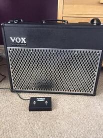 VOX Valvetronix 100 watt amp