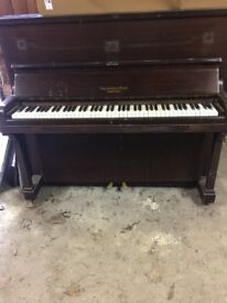 Piano needs a home