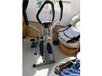 Elliptical trainer cross trainer vfit