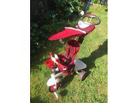Smart Trike Dream Touch Steering 4 in 1 Trike