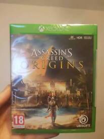 Assassin's Creed Origins - New & Sealed