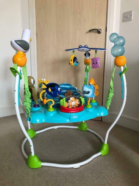 4cc0cf2e3c4 Disney Finding Nemo Baby Jumparoo Bouncer | in Rhiwbina, Cardiff | Gumtree