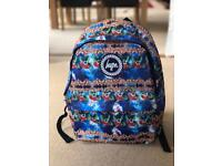 Hype Backpack Floral Galaxy print - Perfect for back to school