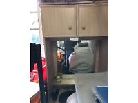 Cupboard dressing table