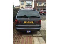 VOLKSWAGEN SHARAN 2.0 SE TDI DUDLEY TAXI FULL LEATHER 10PLATE 144K