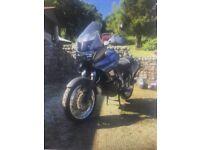 Aprilia Caponard ETV 1000 Adventure motorcycle