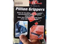 Motorcycle Pillion Grippers