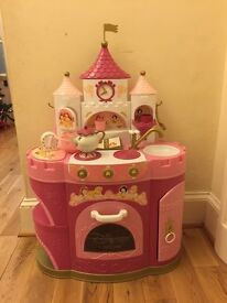 Disney Princess Kitchen and Accessories