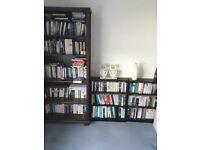 100's of books