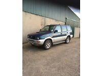 Parts or repair. Nissan terrano