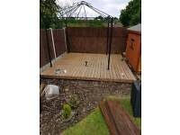 DECKING CLEANING/PAINTING