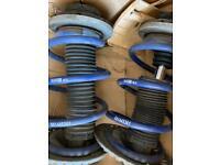 H/&R Lowering Springs Kit Ford Fiesta MK 7 MK7 1.6 2008 Onwards 50//50mm