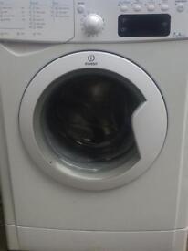 Indesit 7kg digital display washing machine