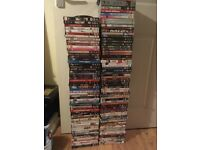 DVD Collection - Over 130 Titles