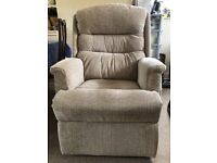 Ripley grand dual rise and recline armchair