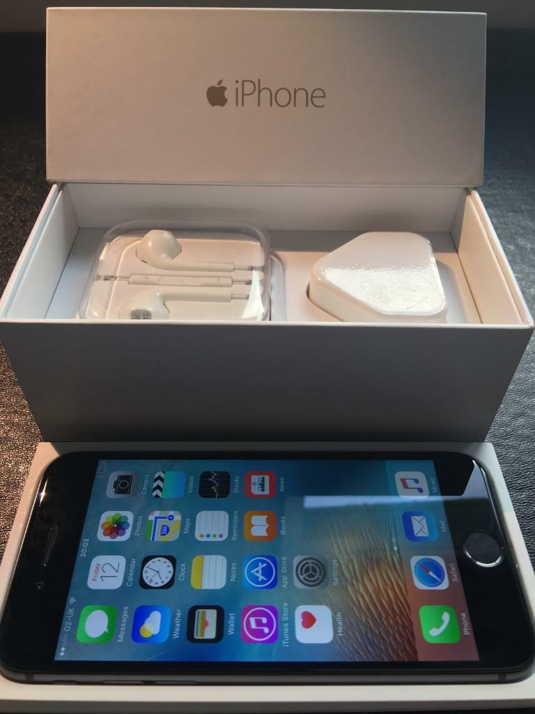 IPHONE 6 16gb UNLOCKED with full accessories immaculate condition space grey Chris 07462496929in Bonnyrigg, MidlothianGumtree - iPhone 6