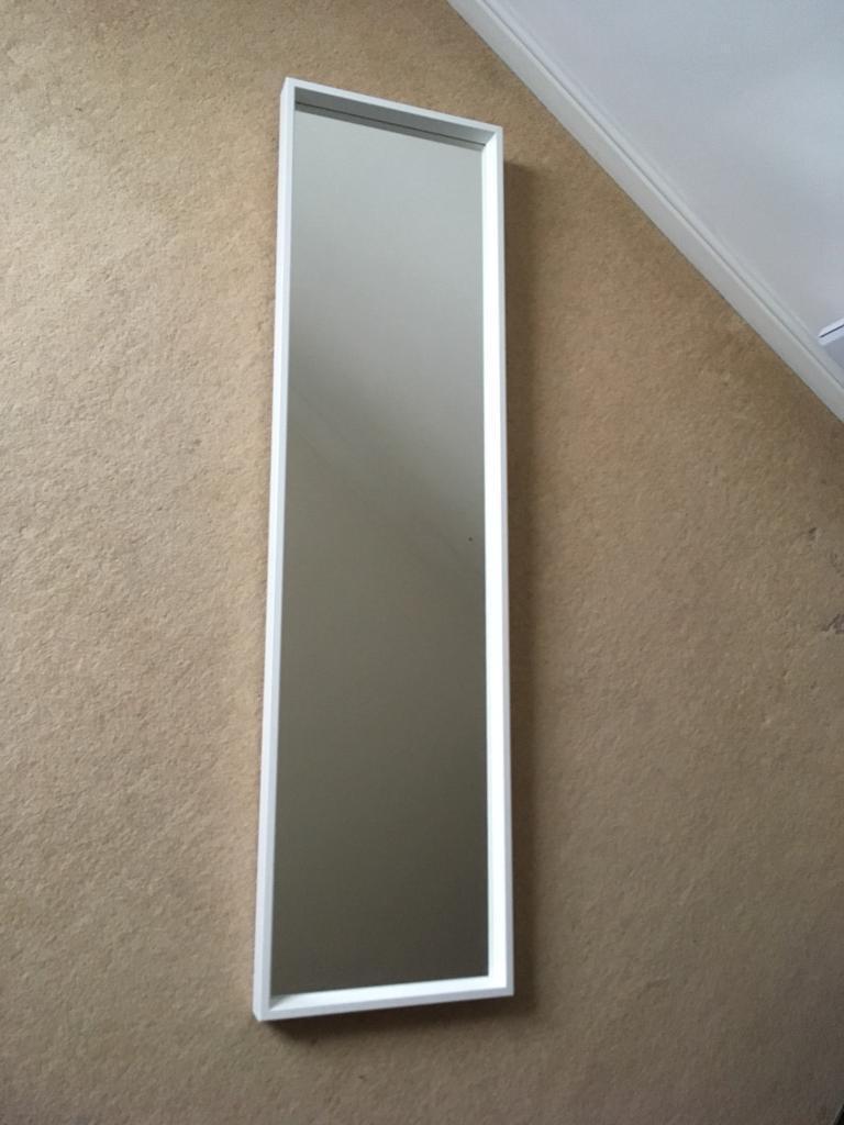Ikea nissedal mirror in gloucester gloucestershire for Miroir nissedal