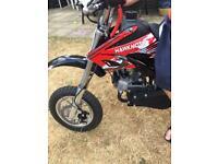 Brand new mini dirt bike 50cc