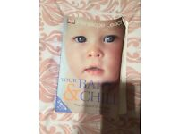 Penelope leach your baby & child book