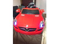 Mercedes Benz Amg Sls Ride-On