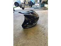 Men's Motocross helmet