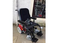 """Electric Wheelchair 18""""-22"""" Seat"""